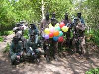 enterrement vie de garcon paintball