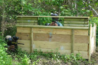 paintball terrain neuf